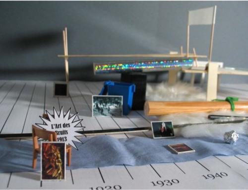 11/01/19 – Les ateliers artistiques Au Nord du futur démarrent à l'Autre Soie