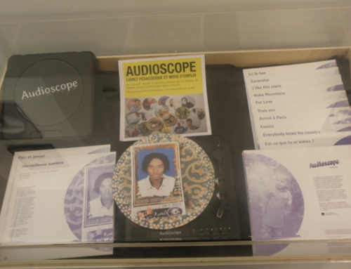 01/02/2019 – Vernissage de l'exposition Audioscope au Rize