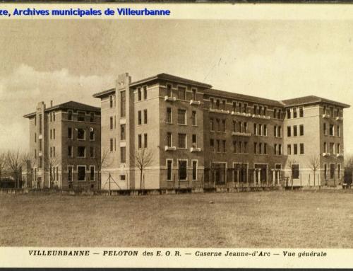 L'histoire du bâtiment historique de l'Autre Soie en un clic