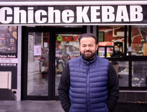 Profil #2 : Ahmed, gérant de Chiche Kebab
